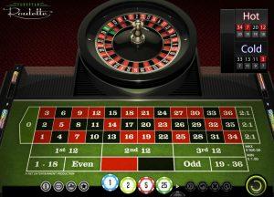 netent roulette spel