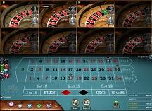 ComeOn Casino roulette