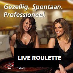 Nederlandse live croupiers