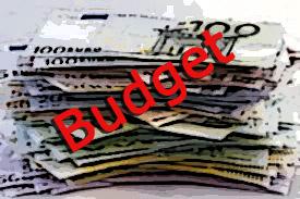 budget bepalen