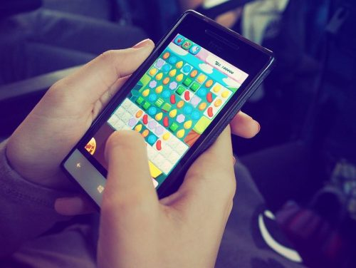 mobiele spellen