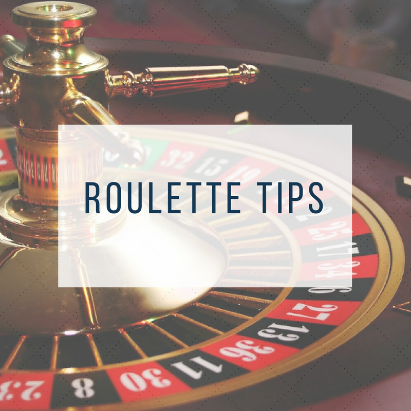 7 gouden live roulette tips