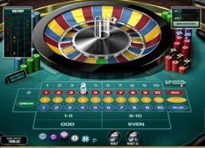 Roulette en bingo samengebracht