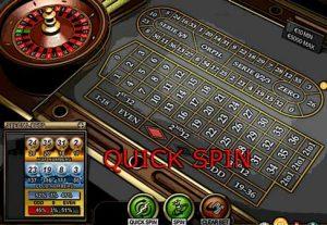 Roulette rood of zwart