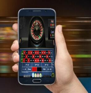 mobiel Live Roulette spelen