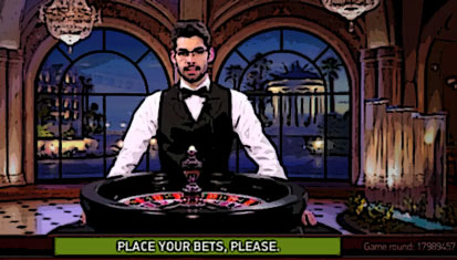 Amerikanen gokken minder in gewone casino's