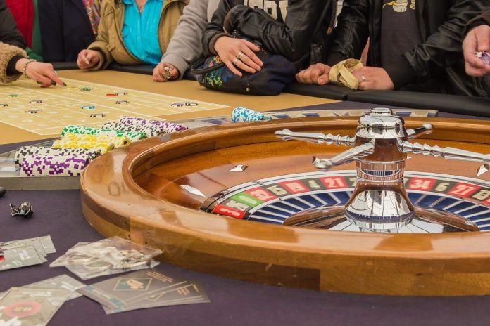 Grootste roulette wiel ter wereld