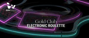 Win systems lanceert Ventura Roulette