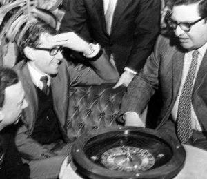 Beroemde Roulette spelers