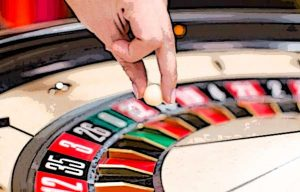 Live Roulette software