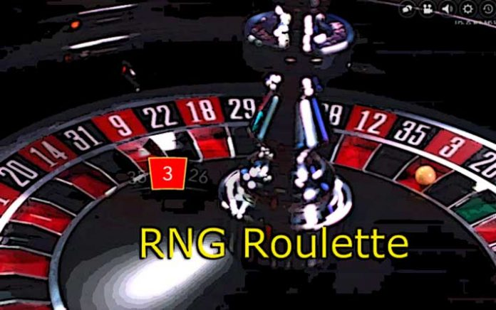 RNG Roulette