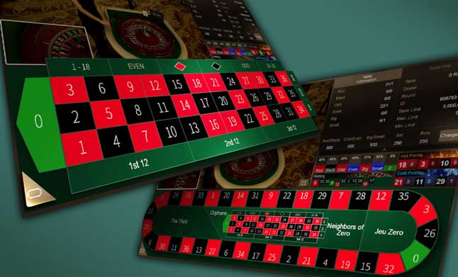 Sa Gaming Free Live Roulette